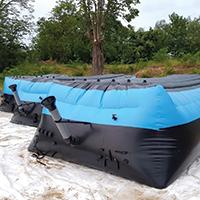 ecogen biogas disters blue